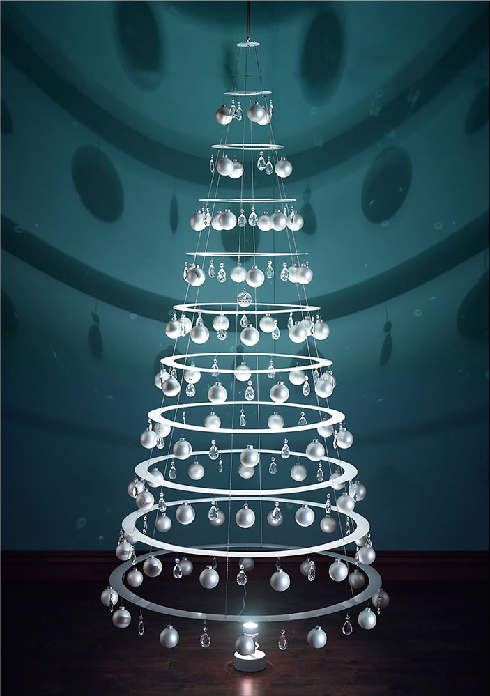 Diy Upside Down Christmas Tree