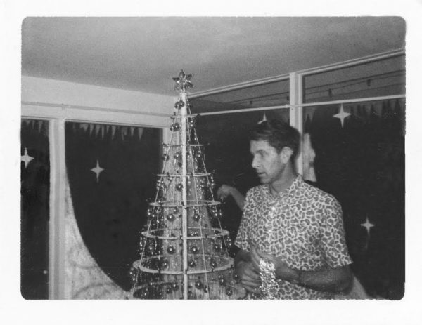 One of the first Modern Christmas Trees