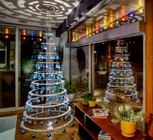 Mid Century Modern Design Christmas Tree