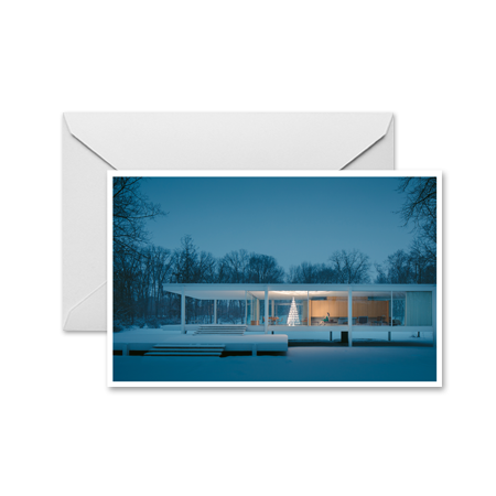 Farnsworth House Christmas Card