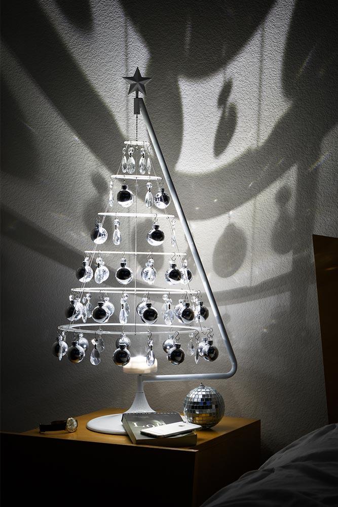 Small Christmas Tree Table Top Modern