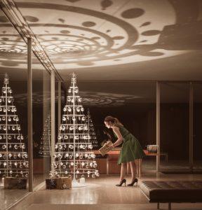 Farnsworth House Christmas Mid Century Modern Design